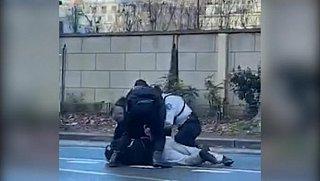 Mort de Cédric Chouviat le 3janvier 2020: encore une fois, les techniques d'immobilisation de la police ont tué!