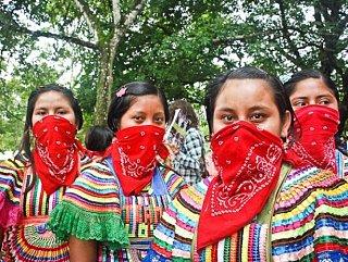 Invitation des femmes zapatistes à la deuxième rencontre internationale de femmes en lutte